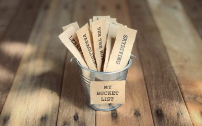 How to Build Your Own Bucket List